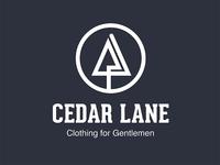Cedar Lane Logo