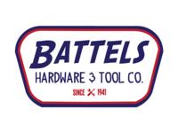 Battels Hardware Logo