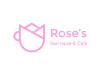 Rose's Tea House Logo