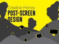 Post Screen Design Illo Dribbble