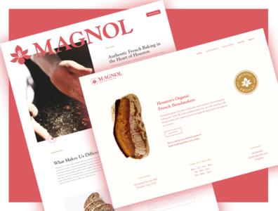 Magnol Web Design