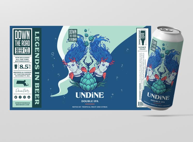 Undine Beer Design
