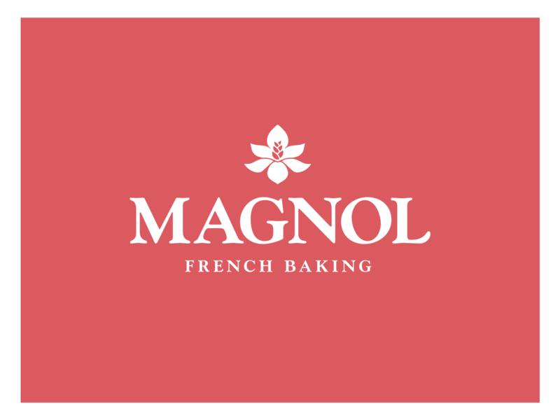 Magnol Vertical Lockup