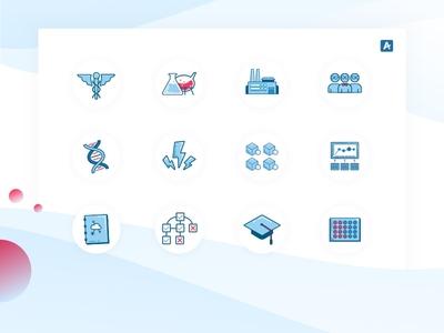 Arxspan Iconography