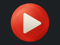 Youtube Icon [PSD]