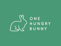 One Hungry Bunny – Logo Lockup