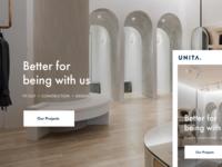 Unita Homepage