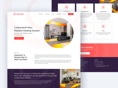 Home page - Carbontec