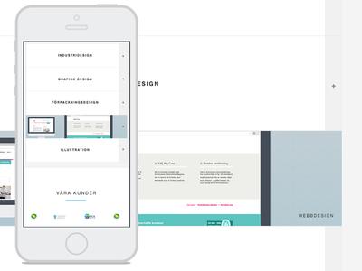Concept design website