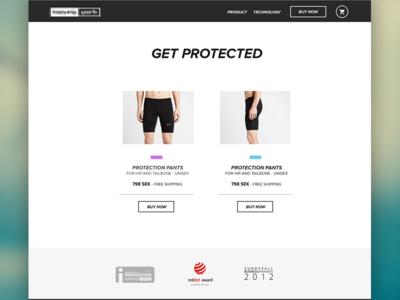 Website concept website