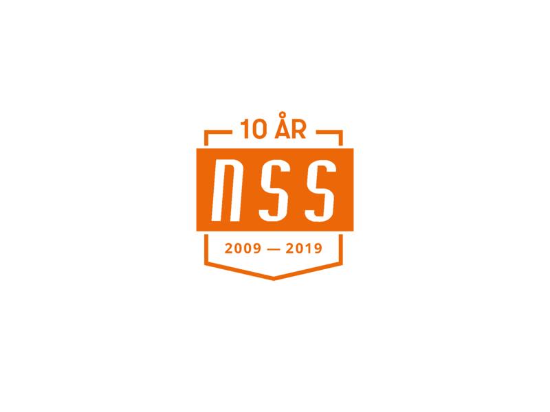 10 year anniversary - Logo anniversary logo