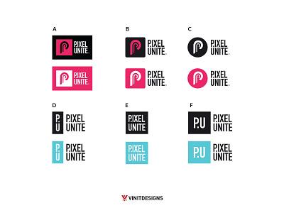 Brand Logo Explorations for a Design Studio branding concept logos logo concepts brand identity brand and identity brand agency brand design branding logo designs logo design