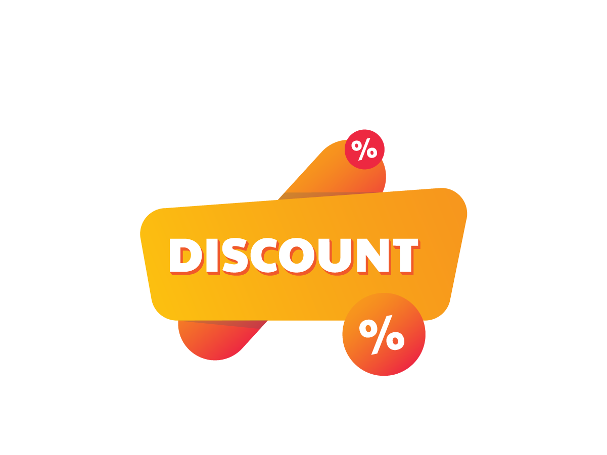 Discount icon illustrator animation ecommerce business app screens app blue app concept website flat color design agency icon web delhi ui branding dribbble design illustration vector