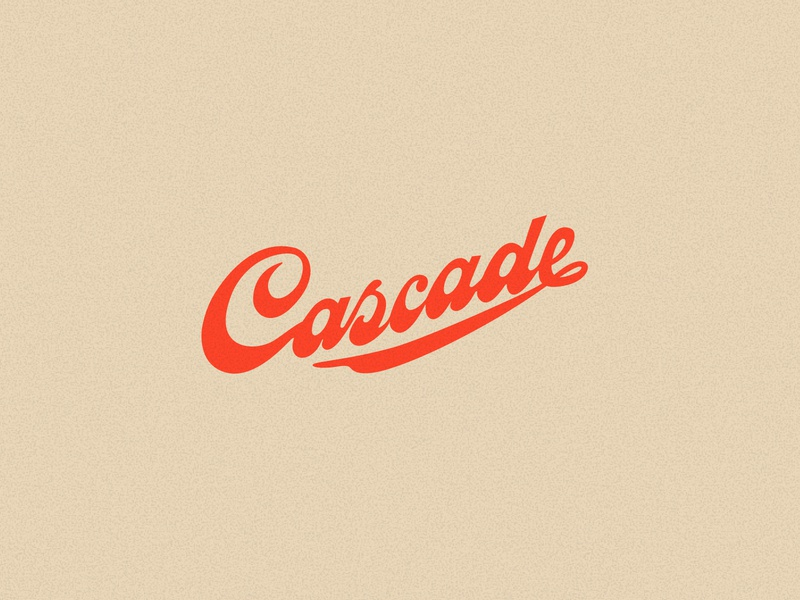 Cascade Beer vancouver label beer