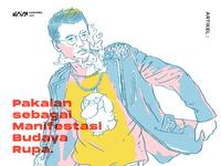 Neon Punk Editorial Illustration