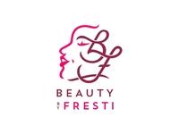 Logo Beauty by Fresti