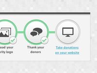 Charity Steps