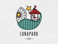 Logo for an Amusement Park