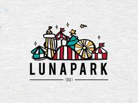 Logo for an Amusement Park VI