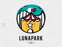 Logo for an Amusement Park VIII
