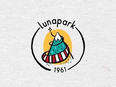 Logo for an Amusement Park XI