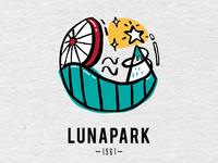 Logo for an Amusement Park XII