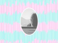 Pastel Vertical Pattern