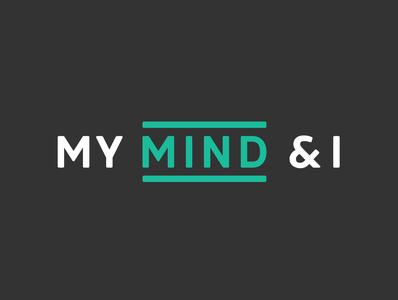 My Mind & I podcast branding
