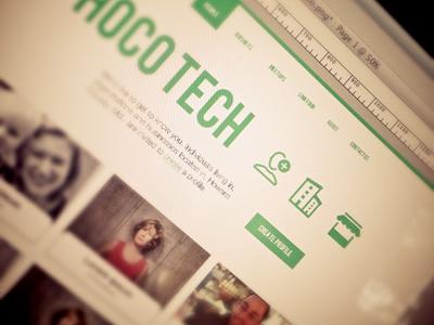 HoCo Tech website