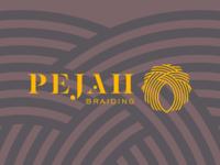 Pejah Braiding Rebranding