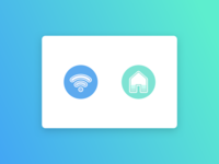 Home related icons