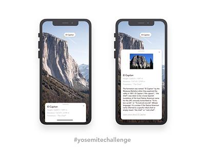 #yosemitechallenge capitan el ar x iphone challenge yosemite