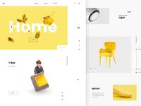 Minimalistic E-Commerce Website