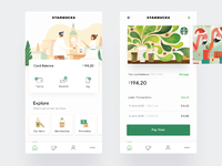Insta starbucks dribbble export