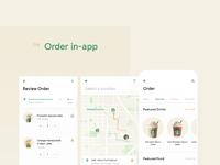 Starbucks order
