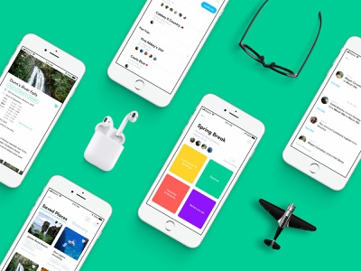 Yugen | Travel App ✈️ travel visual design travel app mobile app design mobile design ux app design ui