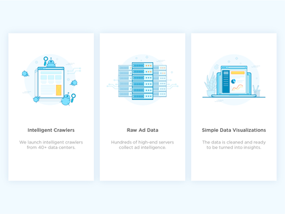 Icons for business web app