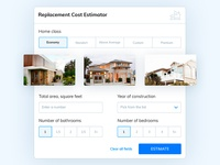 Real Estate Cost Estimator