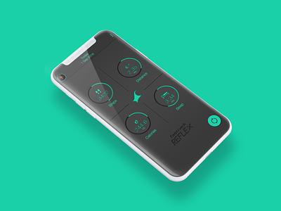 Fitness Tracker App UI - Fastrack design app ux ui