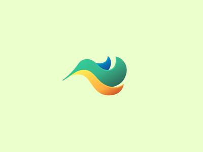 Kingfisher kingfisher bird mark logo identity icon branding