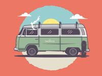 The Tropics Van