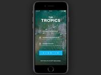 The Tropics member login