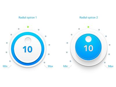Ui Knob / Dial Controls physician app ui medical interface mobile device sketch ui design medical ui design ipad ui design mobile design product design ui buttons ux ui design ui design
