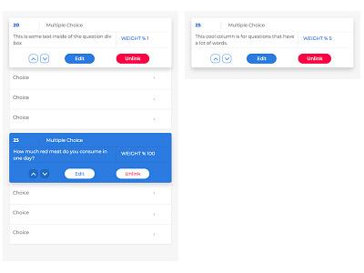 UI data cards animated cards medical app ui design ipad ui design creative suite ui ui buttons uxui design product design