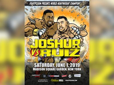 Pro Boxing Program Cover Art