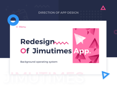 Redesign Direction direction redesign