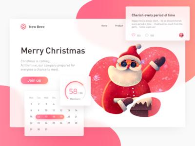 Merry Christmas web