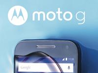 Motorola G — Print Banner
