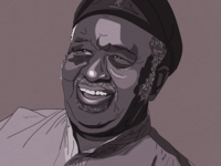 Bernard Purdie Illustration