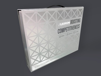 Training Company designs competitiveness course ux book design education training branding knowledge